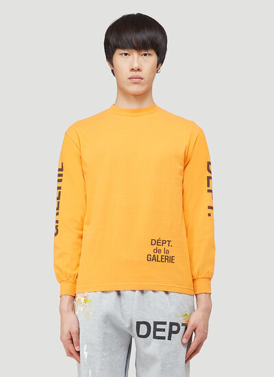 Gallery Dept. Souvenir Long-Sleeved T-Shirt