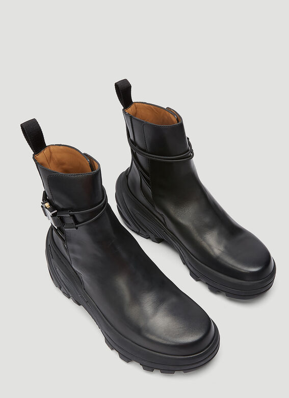 1017 ALYX 9SM Vibram-Sole Leather Boots 2