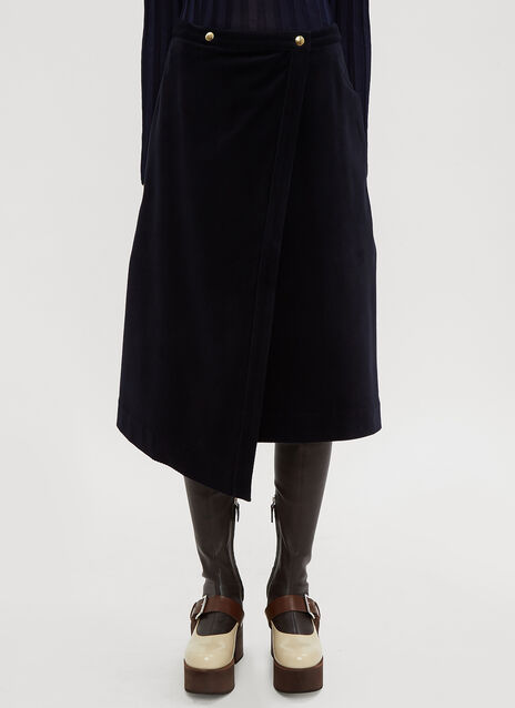 Acne Studios Asymmetric Skirt