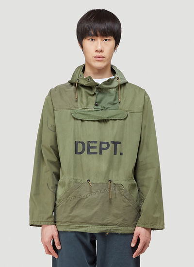 Gallery Dept. Riley Anorak Sweatshirt