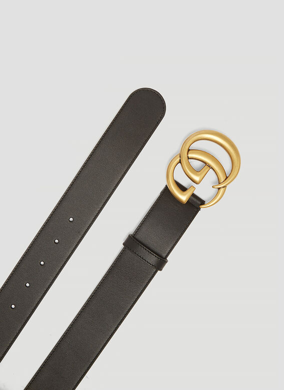 Gucci GG Marmont Leather Belt 3