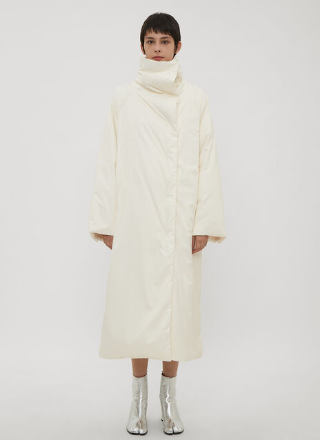 Jil Sander Film Padded Coat
