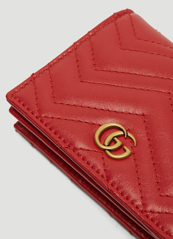 Gucci GG Marmont Wallet 4
