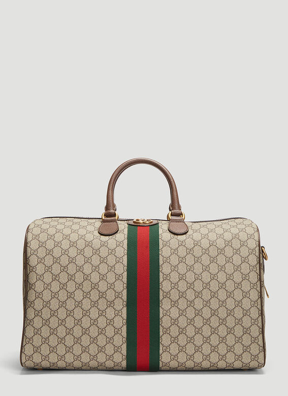 5fdadba5336 Gucci Ophidia GG Medium Carry-On Duffle Bag