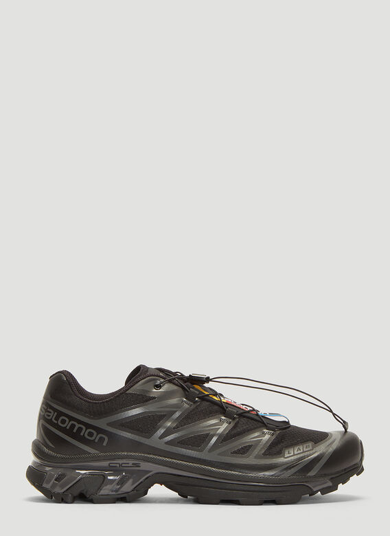 sports shoes 028b3 315ee S LAB XT-6 Softground LT ADV Sneakers in All Black