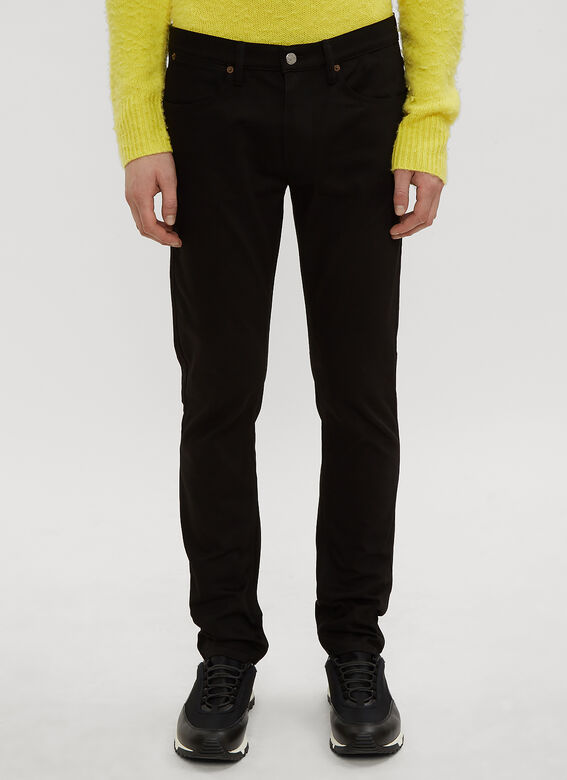Acne Studios Max Stay Jeans