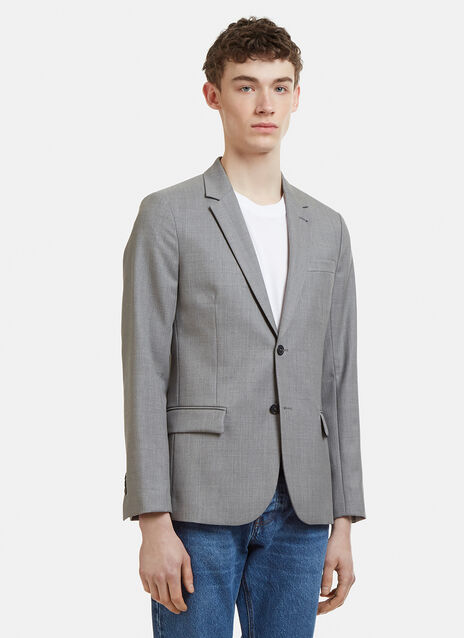 Ami Two Button Suit Jacket