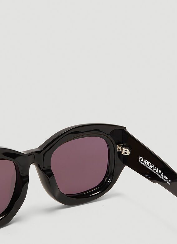 Kuboraum Mask B5 Oversized Acetate Sunglasses 5