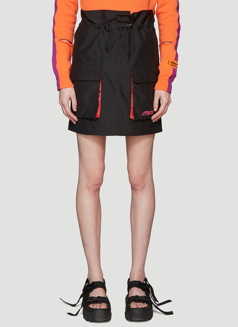 Heron Preston Cargo Skirt