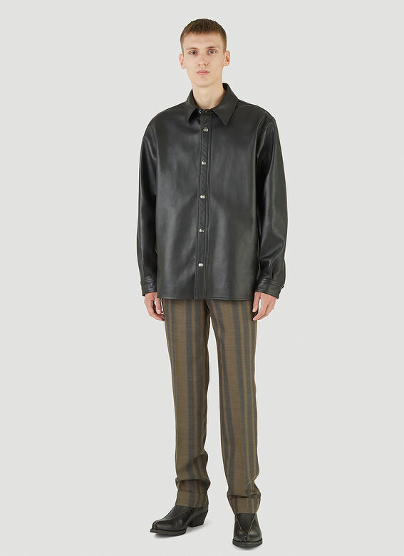 Acne Studios LEATHER OUTERWEAR 2