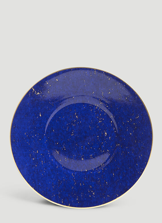 L'Objet Set of Two Lapis Teacup and Saucer 2