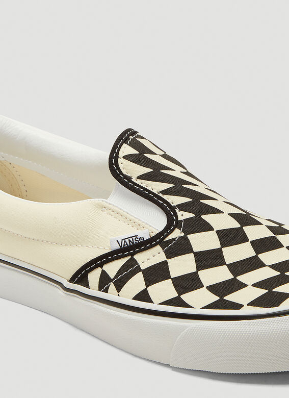 Vans UA Classic Slip-On Twist Sneakers 5