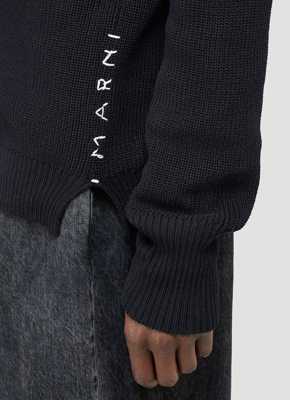 Marni CREW NECK L/S SWEATE 5