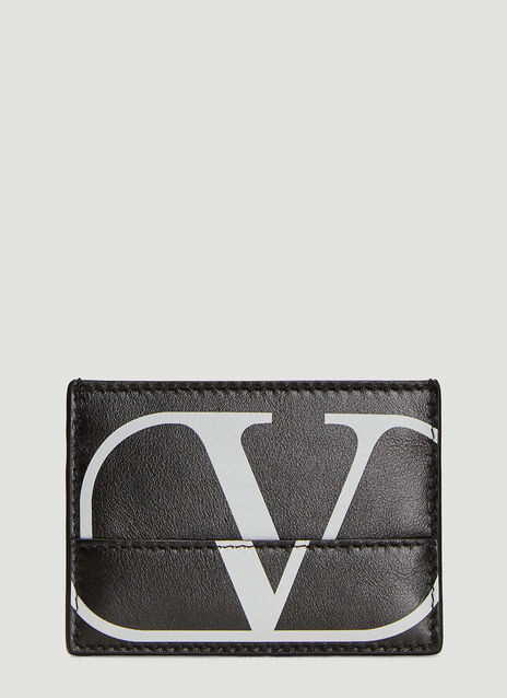 Valentino Go Logo Card Holder