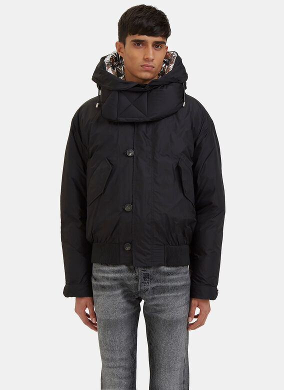 Calvin Klein Collection Nantes Insulated Padded Jacket