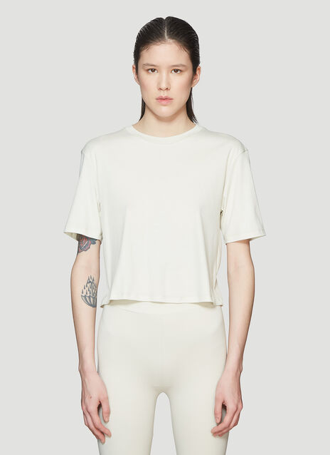 Roni Ilan Cropped T-Shirt