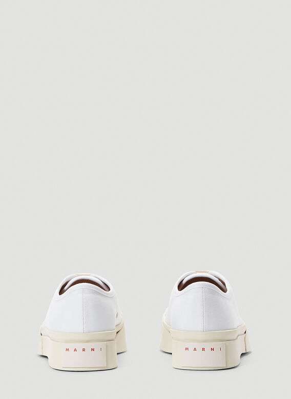 Marni CHUNKY SOLE LACE UP SNEAKER 4