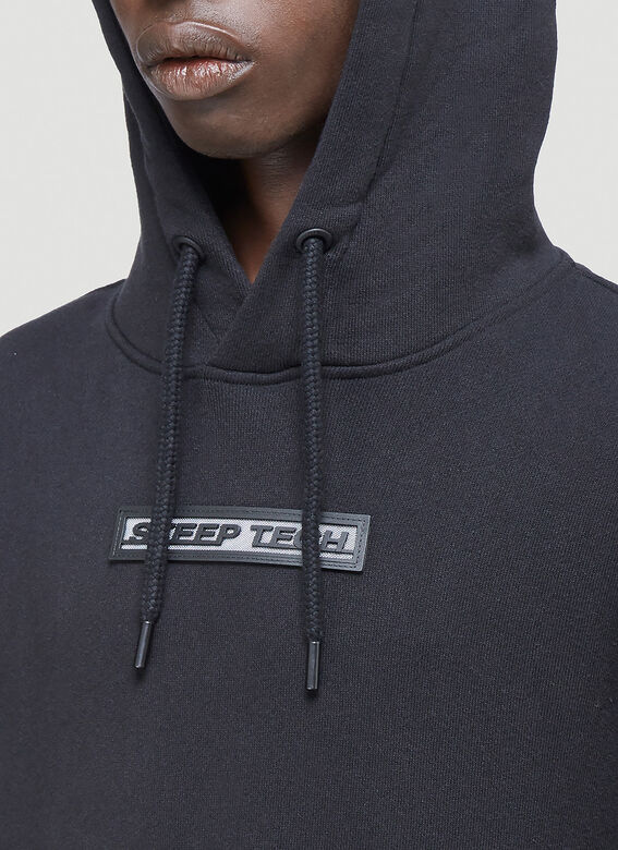 The North Face Black Series Contrast-Panel Hooded Sweatshirt 5