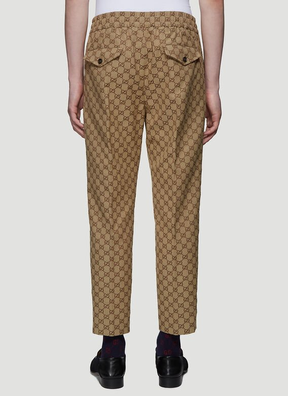 Gucci PANT GG CANVAS 4