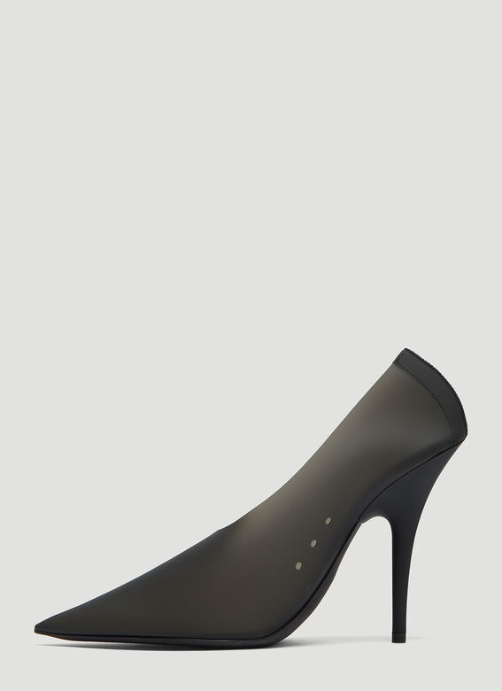 Yeezy Semi Opaque PVC Pumps