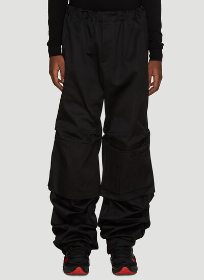 Raf Simons Wide Space Pants