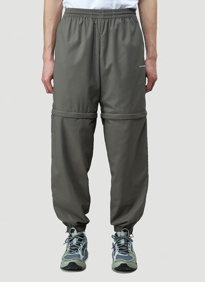 Balenciaga Detachable Track Pants