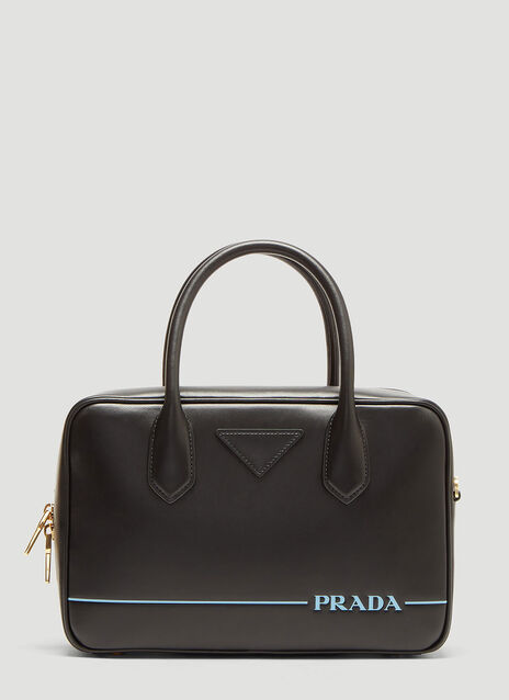 Prada Mirage Medium Leather Handbag