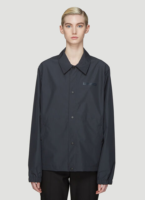 Helmut Lang By Parley For The Oceans Recycled Nylon Stadium Jacket