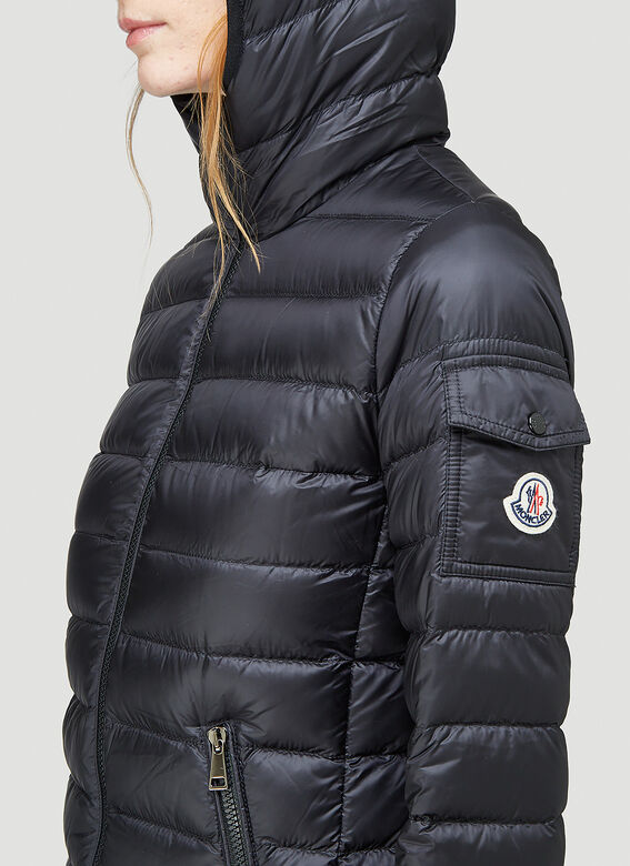 Moncler Quilted High-Neck Jacket 5