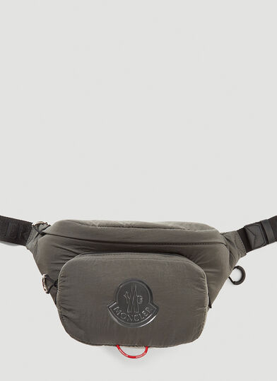 몽클레어 Moncler Durance Belt Bag in Grey