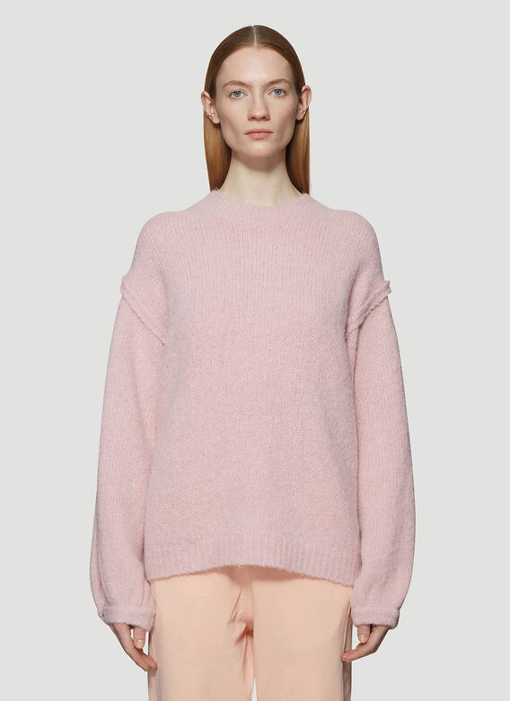 Acne Studios Kiara Oversized Knitted Sweater