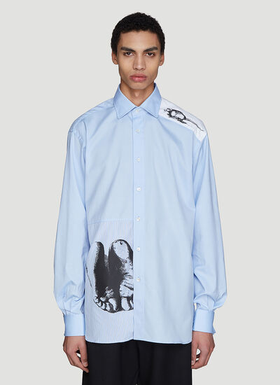 JW Anderson Patchwork Mouse Shirt