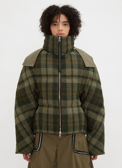 JW Anderson Cropped Puffer Jacket