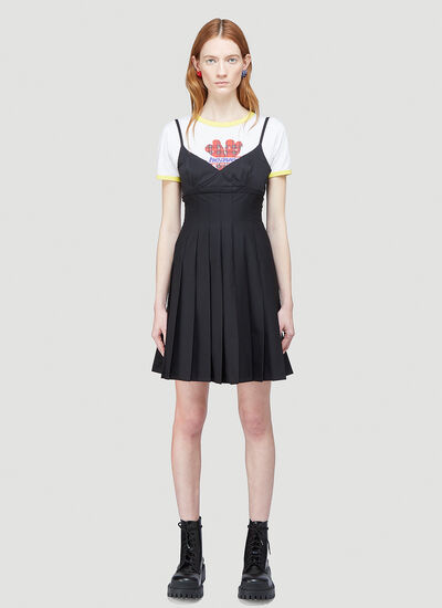 Heaven by Marc Jacobs Pleated Dress