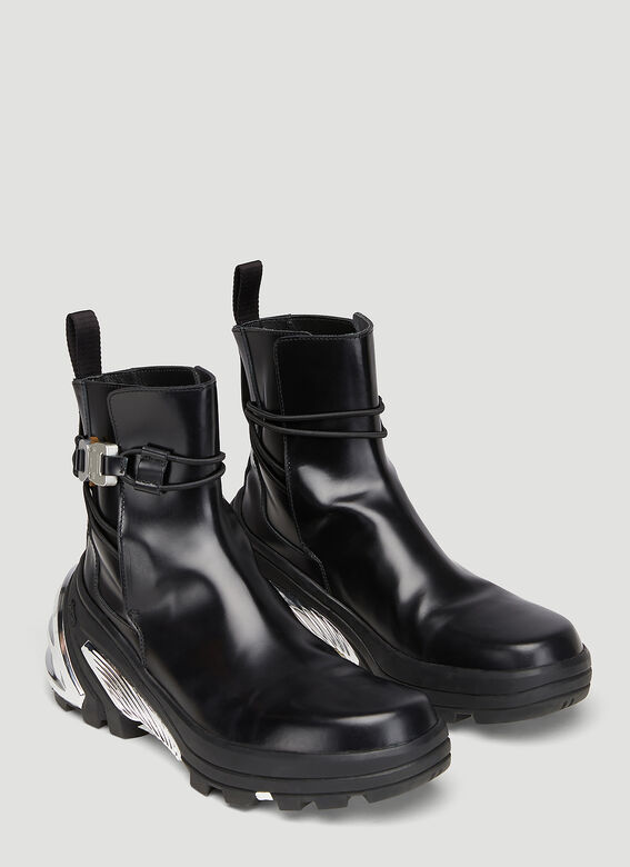 1017 ALYX 9SM Low Buckle Boots 2