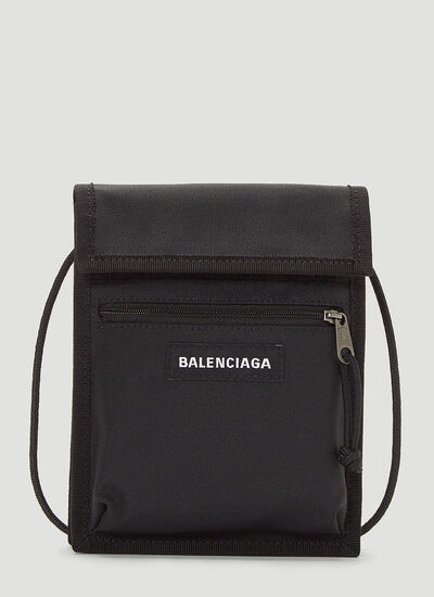 Balenciaga Explorer Pouch Crossbody Bag