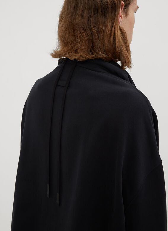 Raf Simons Oversized Hooded Sweater