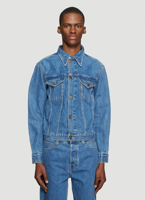 Calvin Klein Est 1978 Denim Jacket