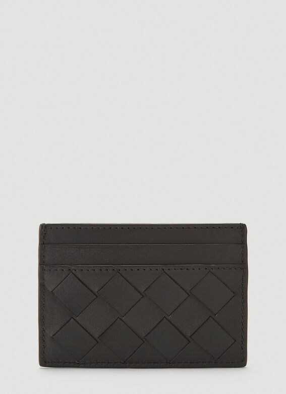 Bottega Veneta Woven Card Holder 3