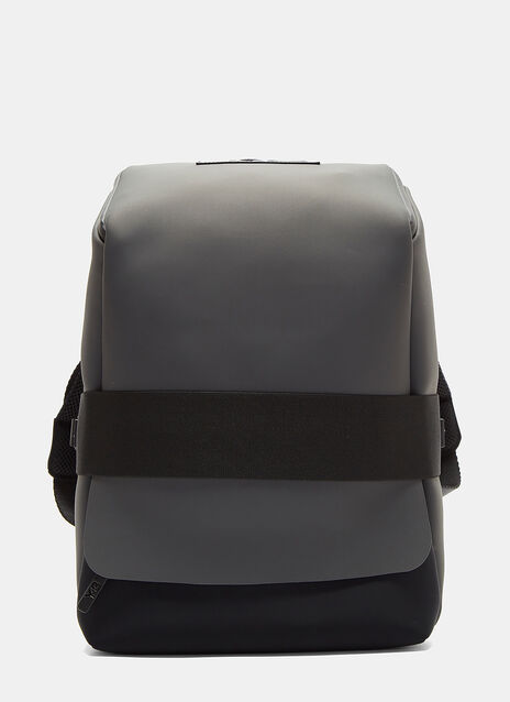 Qasa Small Two-Tone Backpack