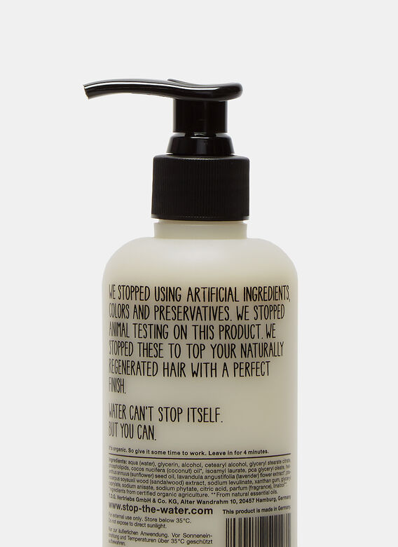 Stop the Water While Using Me! Lavender Sandalwood Conditioner