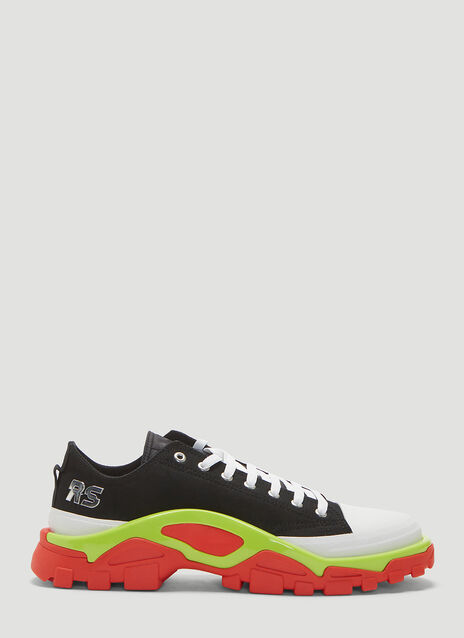 Adidas By Raf Simons X adidas Detroit Runner Sneakers