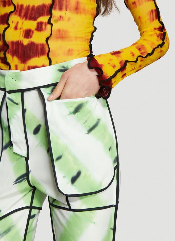 ASAI Jungle Fever Hand Painted Jeans 5