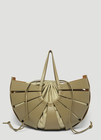 Bottega Veneta The Shell Tote Bag