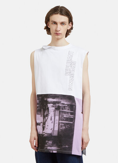Raf Simons Replicants Tie-Side T-Shirt