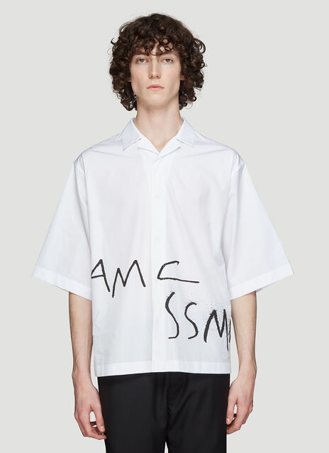 OAMC Vacuum Short Sleeve Shirt