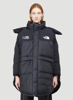 MM6 x The North Face TNF LONG PADDED JACKET - LOOK 5