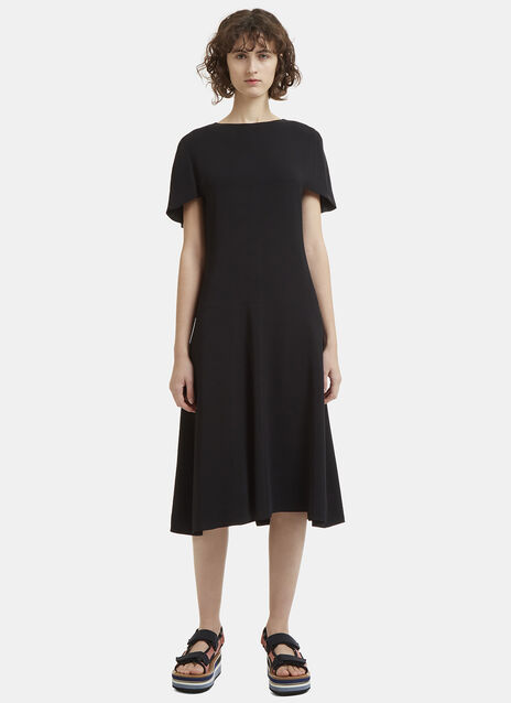 Marni Short Sleeve Dress