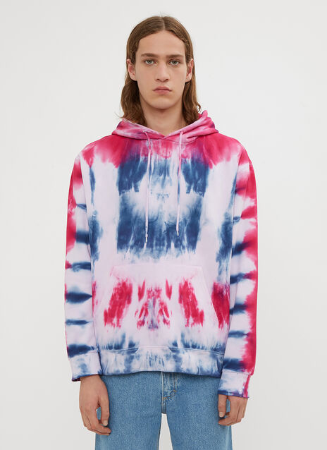 Stain Shade Mix 6 Hooded Sweatshirt