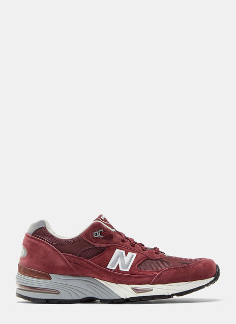 New Balance 991 UK Suede Sneakers